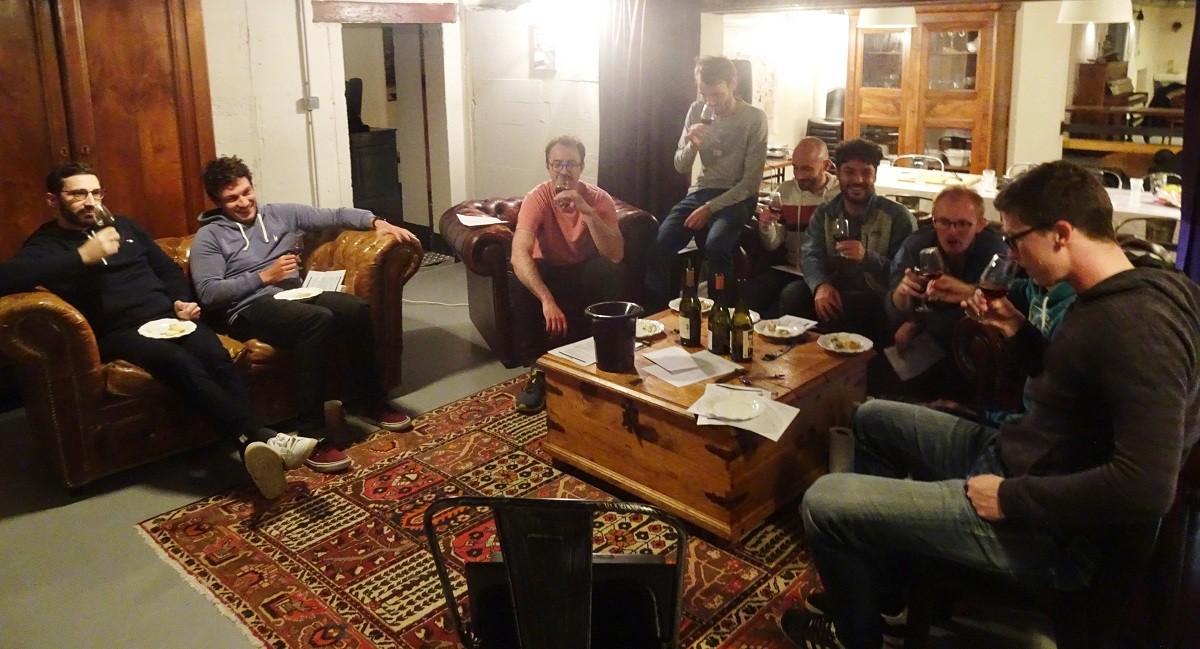 Atelier vin fromage St Pabu 22/05/2021