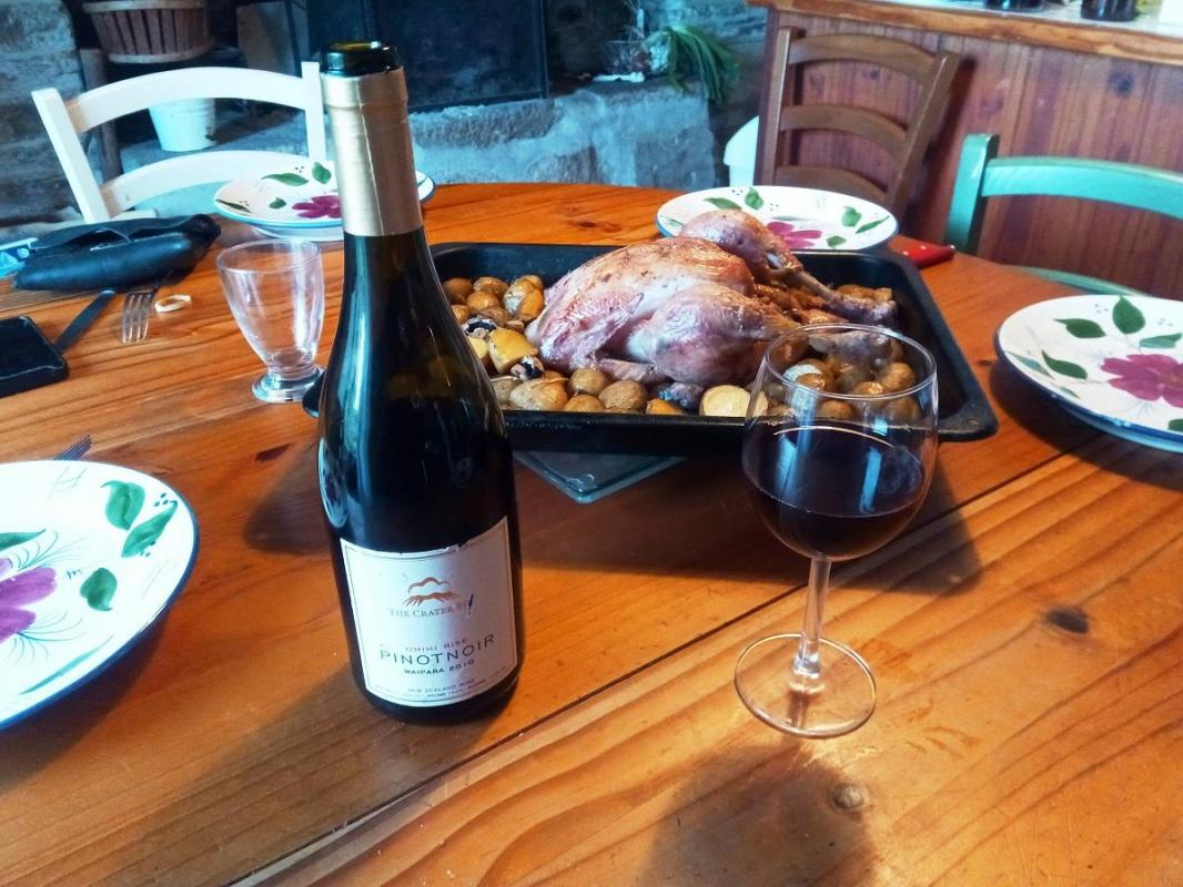 Pinot Noir Nouvelle Zélande ŒnoSkol